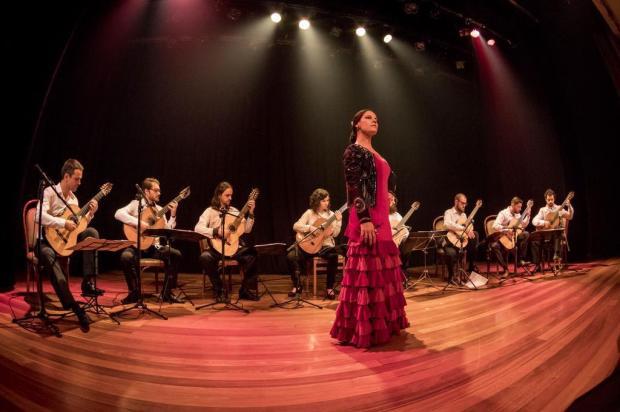 """Farroupilha recebe espetáculo """"Carmen e os Violões"""" Nilton Santolin/Divulgação"""