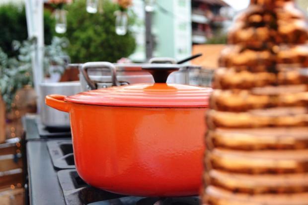 Gastronomia é atração do Garibaldi Vintage, que ocorre nesta sexta-feira Alexandra Ungaratto/Divulgação