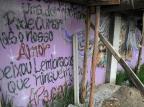 Homenagem para Naiara desaparece aos poucos em Caxias Felipe Nyland/Agencia RBS