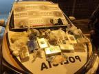Homem é preso com mais de 600 comprimidos de ecstasy e 13kg de crack e cocaína em Caxias BM/Divulgação