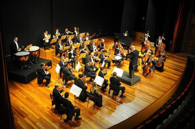 Orquestra Sinfônica da UCS abre temporada 2019 com concerto neste domingo em Caxias Felipe Nyland/Agencia RBS