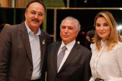 Com a prisão, Mauro Pereira vira ex-amigo de Temer (Marcos Corrêa/Divulgação)