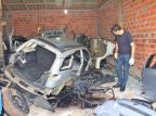 Polícia Civil encontra desmanche de veículos em Carlos Barbosa Altamir Oliveira / Rádio Estação/Rádio Estação