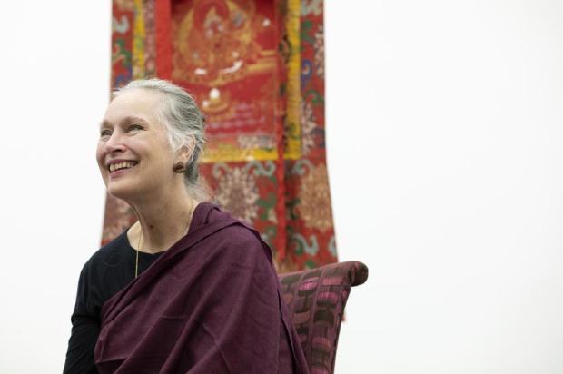 Entrevista: professora de ensinamentos budistas fala sobre como livrar a mente da raiva e do apego Renato Parada/Divulgação