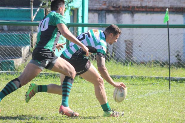 Serranos largam em vantagem na Taça Ouro do Campeonato Gaúcho Kévin Sganzerla / FML Esportes, Divulgação/FML Esportes, Divulgação