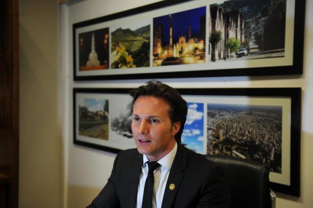 Prefeito Daniel Guerra se manifesta sobre admissibilidade de pedido de impeachment Felipe Nyland/Agencia RBS