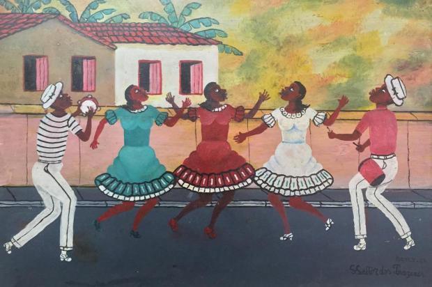 Bate-papo musical aborda sincretismo cultural no Instituto SAMba, em Caxias Luana Salvador/divulgação