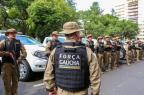 Força Gaúcha deixa a Serra, mas pode voltar para Romaria de Caravaggio Luiz Chaves -/Divulgação SSP
