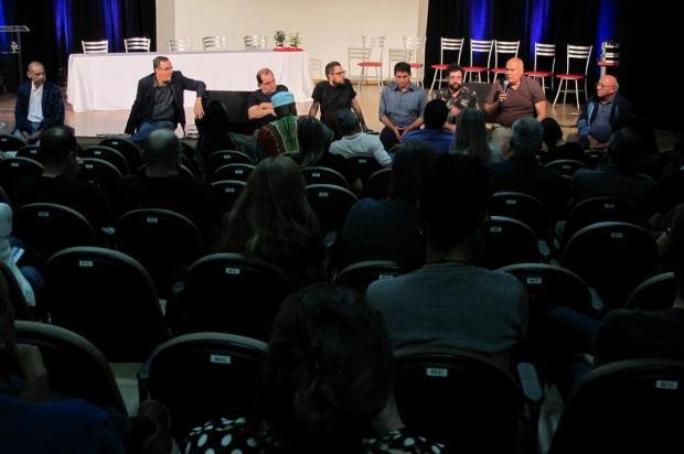 Encontro de sábado revela o impasse da área cultural Marcelo Casagrande/Agencia RBS