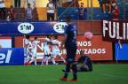 Zagueiro Jean justifica derrota do Caxias para o Inter na falta de efetividade Tadeu Vilani/Agencia RBS