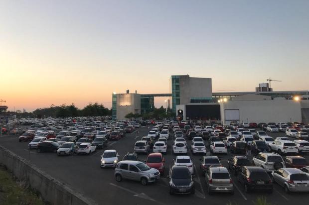 Shopping de Caxias dará estacionamento grátis para aniversariantes José Borges de Oliveira Neto/Divulgação