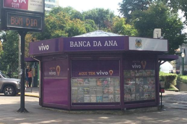 Município vai buscar acordo para desocupação de bancas da Praça Dante, em Caxias André Fiedler/Agência RBS