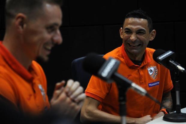 Estreante e experiente são apostas da ACBF na Liga Nacional de Futsal Marcelo Casagrande/Agencia RBS