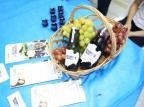 Dupla Ca-Ju terá suco de uva Chimia Lorenzett/divulgação