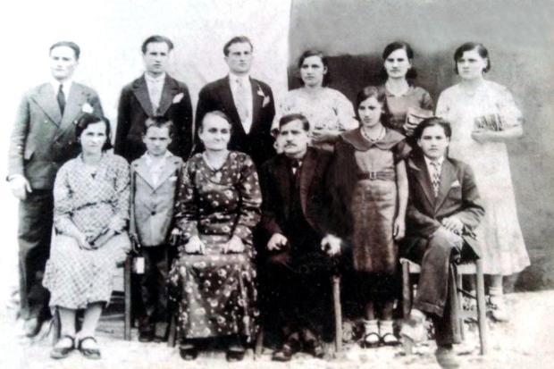 Encontro da família De Paoli em Garibaldi Acervo de família / divulgação/divulgação