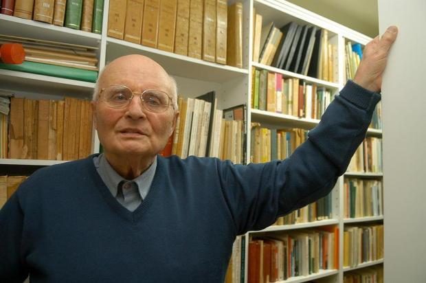 Aos 91 anos, morre o professor Mário Gardelin Roni Rigon/Agencia RBS
