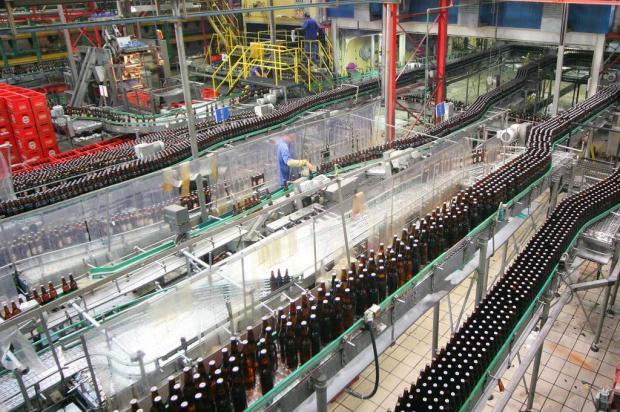 Cervejaria anuncia abertura de vagas em Caxias do Sul Ambev/Divulgação