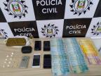 Denúncia leva a prisão por tráfico de drogas no interior de Caxias do Sul Polícia Civil / Divulgação/Divulgação