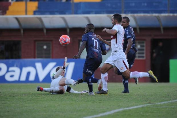 Opinião: Caxias precisa de um atacante que faça gols para a Série D Antonio Valiente/Agencia RBS
