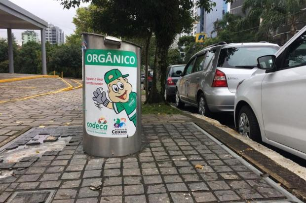 Codeca estuda ampliar coleta de lixo com contêineres subterrâneos André Fiedler/Agência RBS