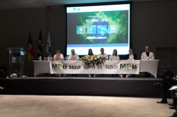Ex-PSL cria Movimento Patriótico do Brasil Raquel Möller/Divulgação