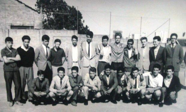 Encontro dos formandos de 1963 do Senai Foto Real / Acervo pessoal de Assis dos Reis, divulgação/Acervo pessoal de Assis dos Reis, divulgação