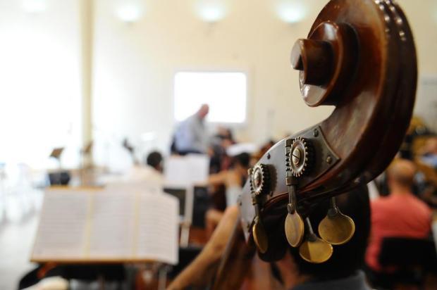 Agenda: Orquestra Sinfônica da UCS apresenta Concerto de Páscoa na quinta, em Caxias Antonio Valiente/Agencia RBS