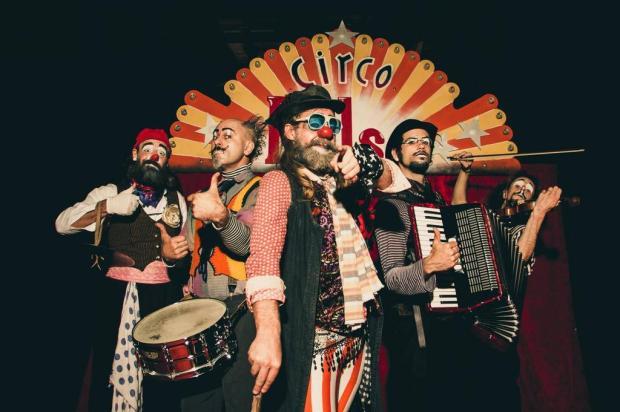 Caravana na rua abre programação da Maratona Sesc de Circo, em Caxias divulgação/divulgação