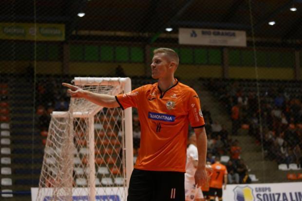 ACBF estreia nesta terça-feira na Liga Gaúcha de Futsal Ulisses Castro/ACBF/Divulgação