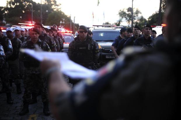 """""""Sem integração, não é possível"""", diz vice-governador sobre combate a violência na Serra Antonio Valiente/Agencia RBS"""