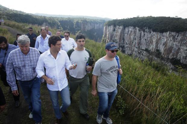 Como deve ser a concessão dos parques da serra gaúcha à iniciativa privada Marco Favero/Agencia RBS