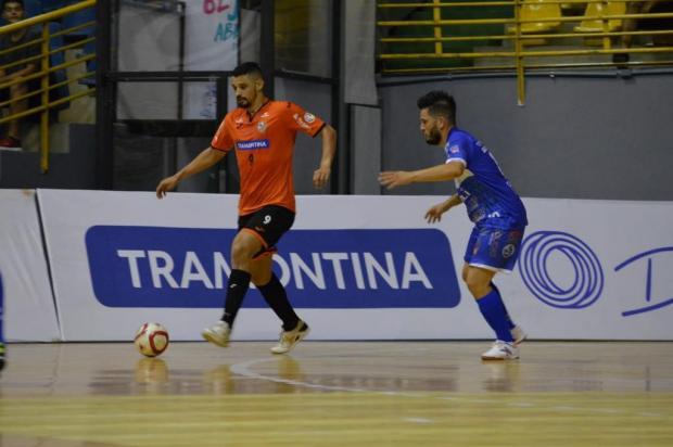 Com gol nos segundos finais, ACBF cede empate para a Intelli Maicon Reis/Intelli,Divulgação