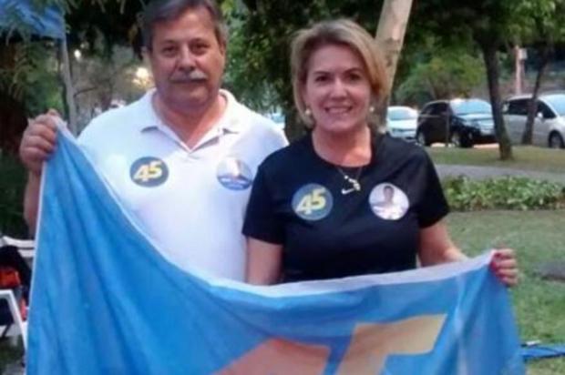Vereadora indicou marido para ocupar cargo no governo estadual Facebook/Reprodução