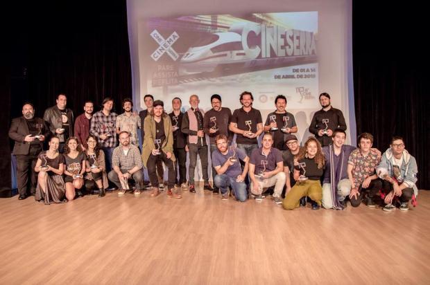 Discursos políticos marcam a premiação do Cineserra 2019 Edson Smiderle/Divulgação