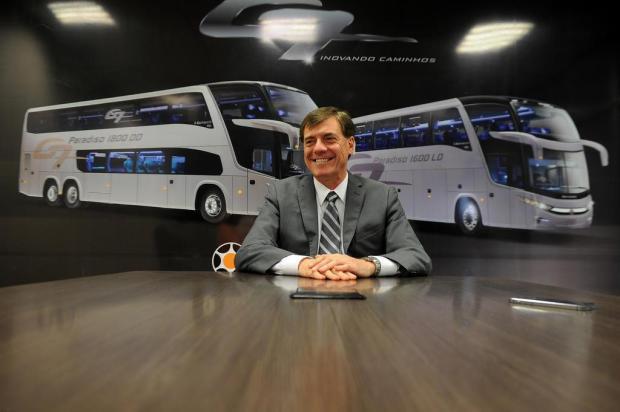 Marcopolo não pretende buscar profissional no mercado para substituir CEO Felipe Nyland/Agencia RBS