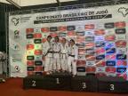 Atletas do Torino/Nintai conquistam medalhas no Campeonato Brasileiro Regional Torino/Nintai / Divulgação/Divulgação