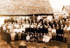 Imigração alemã: encontro da família Finkler Acervo de família / divulgação/divulgação
