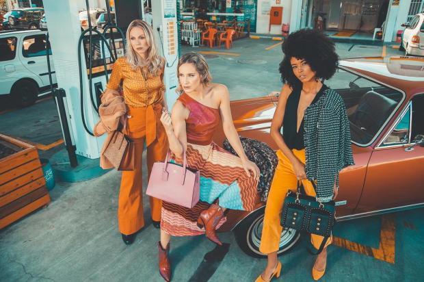 Iniciativa de modelo e fotógrafo propõe olhar fashion a qualquer tipo de ambiente Nino Bellini/Divulgação