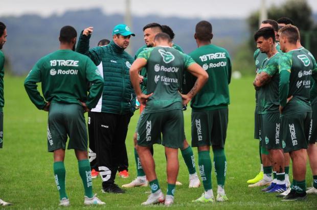 Sem três titulares, Juventude realiza treinamento para duelo da Copa do Brasil Porthus Junior/Agencia RBS