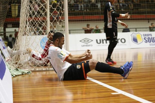 ACBF bate o Atlântico em clássico gaúcho pela Liga Nacional Ulisses Castro/ACBF,Divulgação