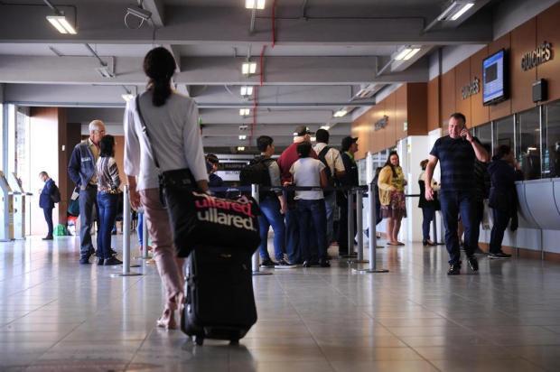 Rodoviária de Caxias disponibiliza mais de 40 ônibus extras para o feriadão Antonio Valiente/Agencia RBS