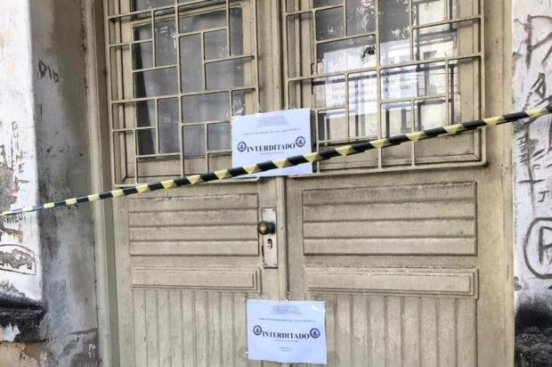 Antigo lanifício de Galópolis que abriga centro comunitário está interditado em Caxias Renata Brustolin/Arquivo Pessoal