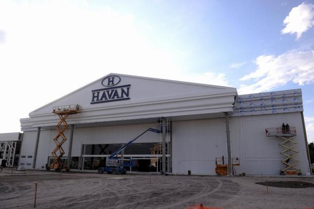 Saiba quanto a Havan investiu para abrir sua loja em Caxias Marcelo Casagrande/Agencia RBS