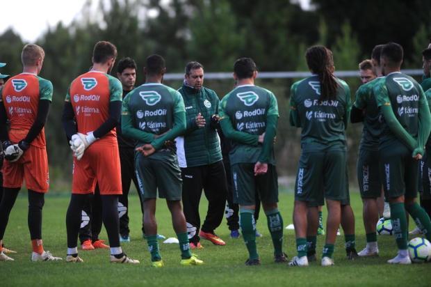 Esperando o rival, Juventude vive semana decisiva para ajustes na equipe Antonio Valiente/Agencia RBS