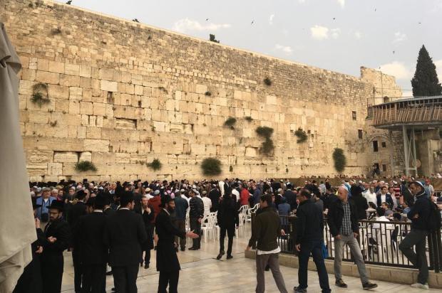 Cristãos e judeus refletem sobre a importância da Páscoa Marcelo Mugnol/Agência RBS