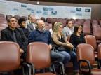 Comitiva do governo Daniel Guerra forma plateia para acompanhar esclarecimentos de secretário na Câmara Pedro Rosano/Divulgação