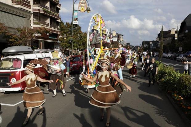 Feriado de Páscoa supera expectativas de ocupação da rede hoteleira na Serra Gáucha Cleiton Thiele/Divulgação