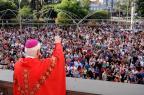 Fiéis celebram Paixão de Cristo em Caxias Antonio Valiente/Agencia RBS