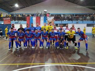 Gramado Futsal faz o jogo de abertura do Estadual Série Ouro neste sábado Gramado Futsal / Divulgação/Divulgação