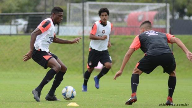 Intervalo: Parceria com o Athletico é para deixar o torcedor do Juventude mais esperançoso Mauricio Mano / Athletico, Divulgação/Athletico, Divulgação